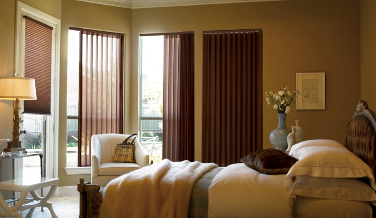 Vertical Blinds In San Antonio, TX