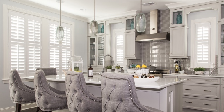 San Antonio kitchen shutters