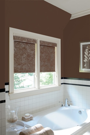 San Antonio roller shades small