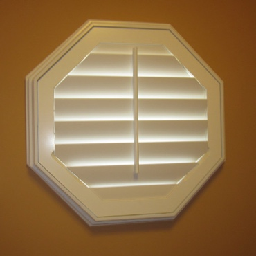 Octagon Shutter In San Antonio