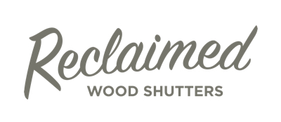San Antonio reclaimed wood shutters