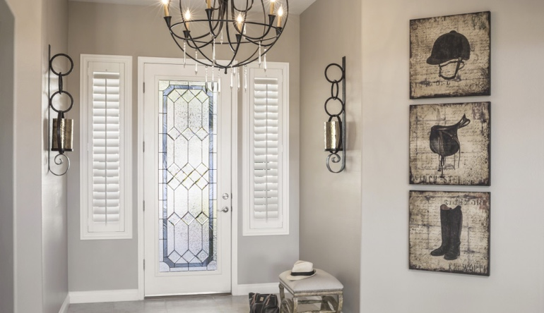 San Antonio sidelight shutters