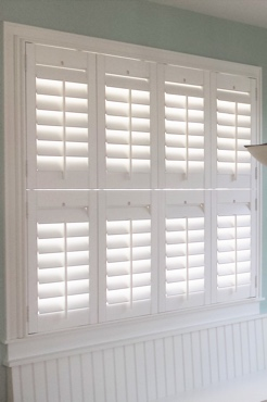 San Antonio Studio Plantation Shutters