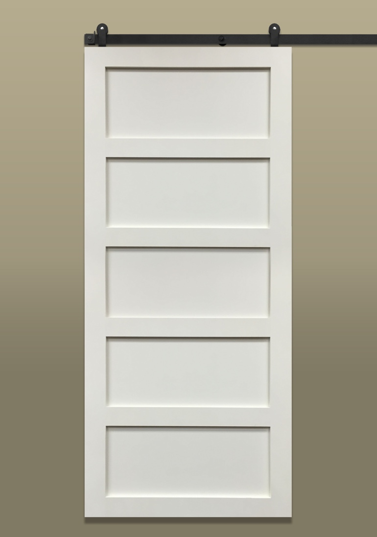 sliding door repair new shaker panel door