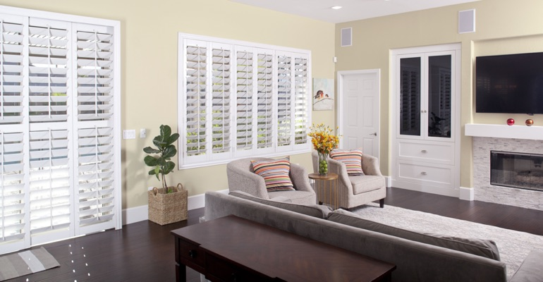 Polywood Plantation Shutters For San Antonio, TX Homes