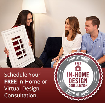 Schedule a shutter consultation in San Antonio